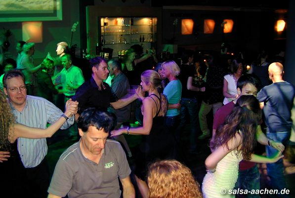Salsa Party Aachen Roncalli